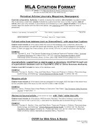 Mla Format Example 2015 Monzaberglauf Verbandcom