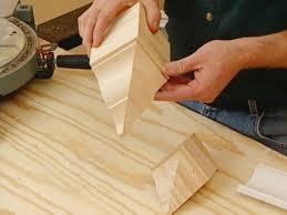 corner blocks will eliminate miter and coping cuts