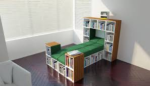 Furnitures:Bedroom Decor With Storage Maximizing Bed Feat Modern  Bookshelves Bedroom Decor With Storage Maximizing