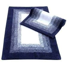 his and hers bathroom rugs reversible deep denim in x in 2 piece bath target bathroom rugs and shower curtains
