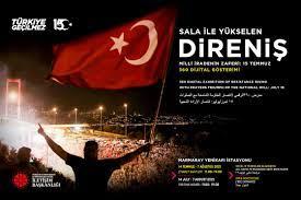15 Temmuz Destanı, Yenikapı Marmaray'da dijital gösterimle anlatılıyor