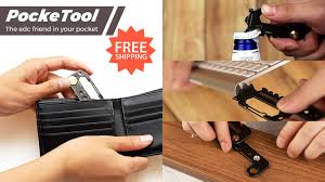 PockeTool | <b>10-in-1</b> Pocket-sized tool for Daily & <b>Outdoor</b> by ...