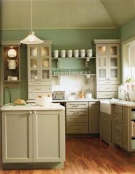 Country Kitchen Gallery Kitchen Cabinet And Wall Color Combinations Combination