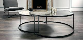 nesting coffee table coffee table nesting tables for modern round nesting coffee tables excellent round round nesting coffee table uk