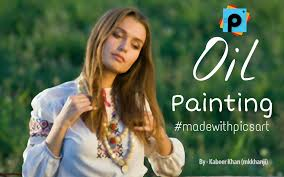 picsart tutorial how to create a oil painting effect by picsart photo studio you