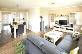 Wohnzimmer Esszimmer Bild Von Kombi Ideen Holz Modern