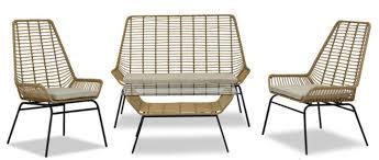 marigold 4 seater sofa set