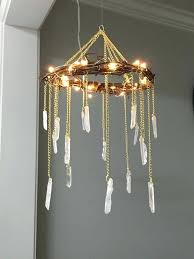 creative co op wood chandelier gallery of wood and crystal chandelier beads painted crystals creative co