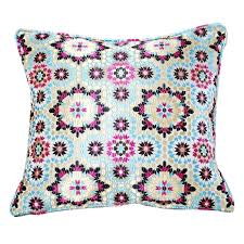moroccan throw pillows. Moroccan Throw Pillows Pillow Mosaic Pattern Fabric Home Tile