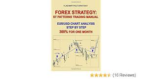 Chart Analysis Patterns Amazon Com Forex Strategy St Patterns Trading Manual Eur