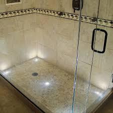 shower dek dots waterproof recessed shower light
