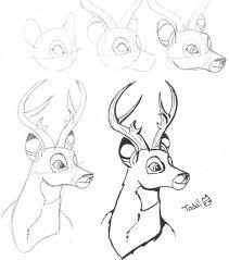 easy drawing how to draw a ba deer 666x755 bambi oc by sketch shepherd walt disney characters wallpaper