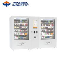 24 Hour Vending Machine Store Mesmerizing China Winnsen 48 Hours Convenience Store Vending Machine For Airport
