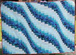 Bargello Quilt Pattern Ocean Waves Lap Full Queen and King & 🔎zoom Adamdwight.com