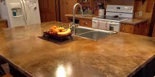 countertops granicrete countertops beautiful rustoleum countertop transformation
