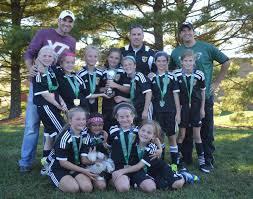 Green Hornets GU9 Soccer Wins Dual Championships — Severna Park Soccer