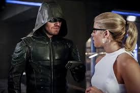 Watch Arrow Season 5 Episode 3 A Matter of Trust Online Free
