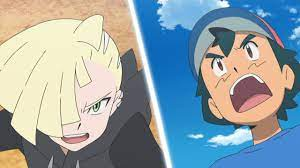 Video: Ash faces Gladion in the finals of the Alola Pokémon League in  Pokémon the Series Sun & Moon—Ultra Legends