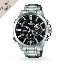 casio edifice stainless steel bracelet mens watch mens watches casio edifice stainless steel bracelet mens watch