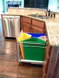 outdoor trash can with locking lid garbage cans with locking lids and wheels outside trash bin