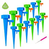 Garden & Patio 12pcs Plant Self Watering Spikes Adjustable ...
