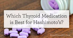 Synthroid Armour Conversion Chart Which Thyroid Medication Is Best For Hashimotos Amy Myers Md