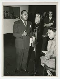 louis armstrong essay the louis armstrong society jazz band joseph  louis armstrong smithsonian photograph of louis armstrong recording at the cbs studio in new york