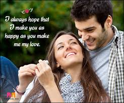 Happy Love Quotes Magnificent Happy Love Quotes 48 Best Ones That'll Make You Smile