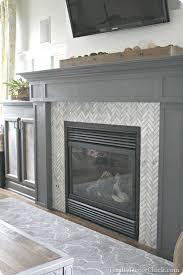 tiling a fireplace surround via bloglovincom more tile surrounds l83 surrounds