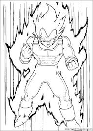 Dragon Ball Z Coloring Pages To Print Dragon Ball Z Printable Dragon