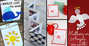 30 cute and creative diy mother s day cards every child can make cute diy projects