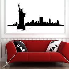 New York Skyline Wallpaper For Bedroom Popular New York Skyline Buy Cheap New York Skyline Lots From