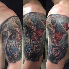 архангел михаил значение тату места нанесения и