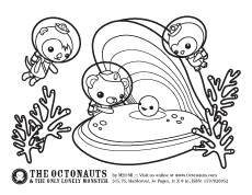 Small Picture the Octonauts Activities