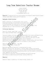 Teacher Skills Resume Examples resume Teacher Resume Example 52
