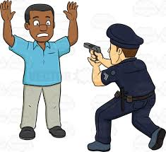 Image result for black man in jail clipart