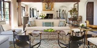 Ranch Living Room Rustic And Refined Los Angeles Ranch Windsor Smith Design