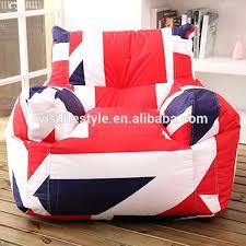 bean bags union jack bean bag chair high quality printing union jack bean bag lounger