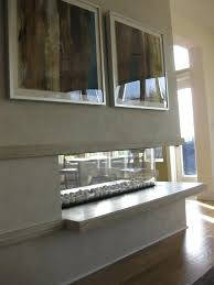 3 side fireplace 3 sided gas fireplace dimensions 3 side fireplace