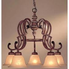 minka lavery belcaro five light turned down chandelier ml 945 126