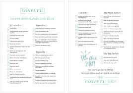 Wedding Coordinator Checklist The Ultimate Wedding Planning Checklist How To Plan A Wedding