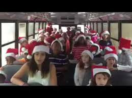 Madison Cross Roads Elementary Bus # 10-56 - YouTube