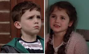 Coronation Street child stars William and Isabella Flanagan are ...
