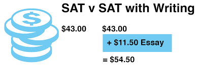 should i take the sat essay student tutor blog sat essay money 01