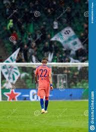 Hakim Ziyech Von Chelsea-fc Auf Dem Spielfeld Redaktionelles Stockfoto -  Bild von feld, krasnodar: 200924353