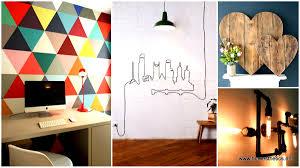 Wall Decoration Design Wall Art Ideas Design Unused Cords Wall Decoration Art Colorful 29