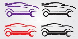 auto repair clip art.  Clip Car Repair Service Logo Vector Image U2013 Artwork Of Transportation   Shahidstco 33579 Click To Zoom And Auto Repair Clip Art O