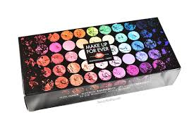 makeup forever. makeup forever cyber monday artist shadow collector\u0027s palette review n
