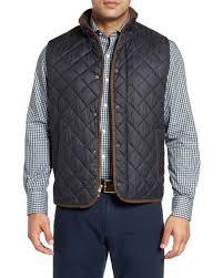 Peter millar Essex Quilted Vest in Black for Men | Lyst & Peter Millar | Black Essex Quilted Vest for Men | Lyst Adamdwight.com