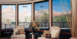 Before And After Window Film Healthy Glass Rochester NearSay Amazing Interior Window Tinting Home Property